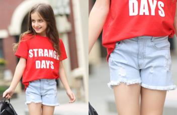 шорты для девочек оптом мода детки